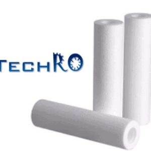 20 inch Jumbo Spun Filter Cartridge [pack of 2]- TechRO