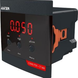 Online Conductivity and TDS meter CT-650 – Aster (Embark)