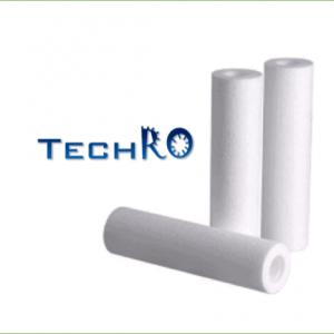 20 inch Jumbo Spun Filter Cartridge – TechRO