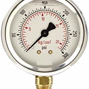 0 to 21 Kg/Cm2 Bottom Connection Pressure Gauge