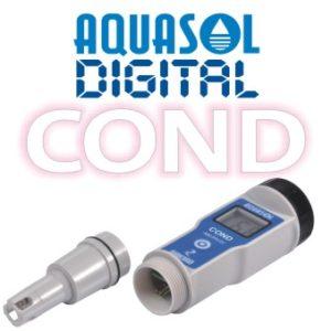 Aquasol Digital Conductivity Meter [Handheld]AM-COND-02