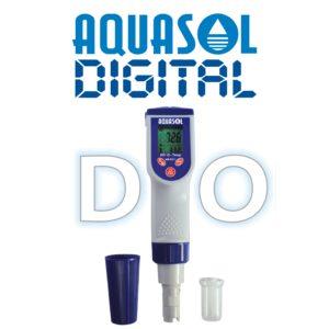 Aquasol Digital Oxygen O2 Meter [Handheld]