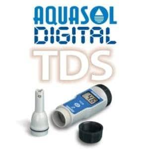 Aquasol Digital TDS Meter [Handheld] AM-TDS-02