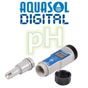 Aquasol Digital pH Meter [Handheld] AM-PH-01