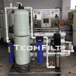 1000 LPH RO Plant – TechFilt [ EcoPlus Model ]