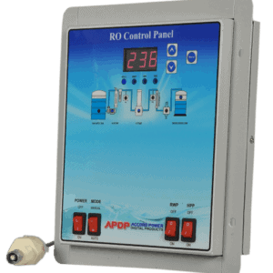 AP SMART LED 1:1 TDS – RO Control Panel- Accord [APDP]