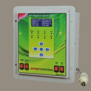 Accord Panel Board AP  3:3 TDS – RO Control Panel