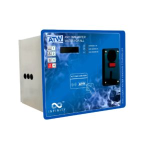 CARD + MULTIPLE COIN OPERATED ATM/ATW – Infinity