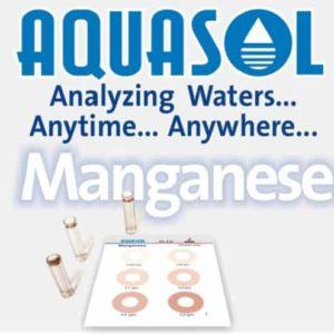 Manganese Test Kit (AE-410)-AQUASOL