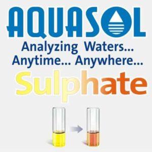 Sulphate Test Kit (AE-209)-AQUASOL
