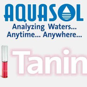 Tannin Test Kit (AE-2TN)-AQUASOL