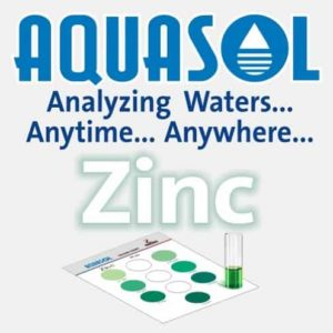 Zinc Test Kit ( AE-305)-AQUASOL