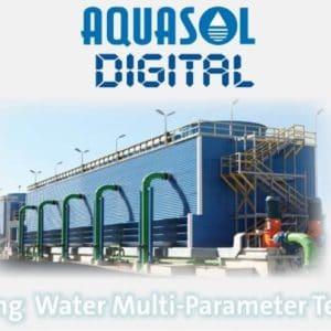 Cooling Water Multi-Parameter Test Kit-AE 101 AQUASOL