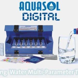 Drinking Water Multi-Parameter Test Kit-AE 103 AQUASOL