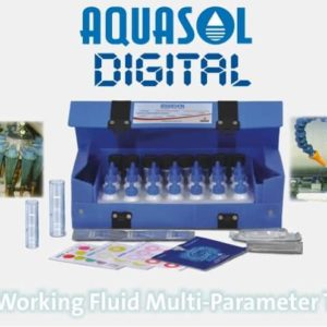 Metal Working Fluid Multi-Parameter Test Kit-AE 107 AQUASOL
