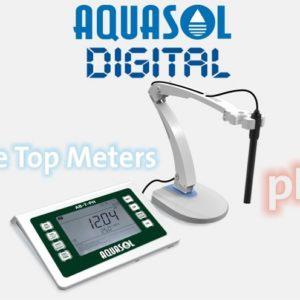 PH / ORP TABLE TOP METERS AQUASOL DIGITAL-AB-T-PH