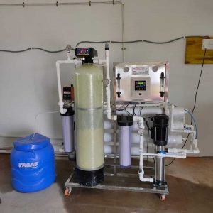 500 LPH RO Plant – TechFilt [ EcoPlus NG Model ]