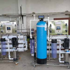 1000 LPH RO Plant – TechFilt [ EcoPlus NG Model ]
