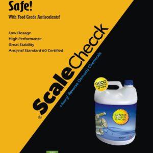 NSF Certified Food Grade RO Antiscalant [ 5 Kg] Good Chemistry