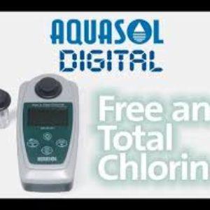 PORTABLE CHLORINE METER: Refill Reagent – Total Chlorine