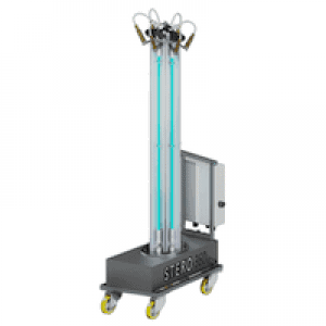 Stero-360 – UV Mobile Sterilizer Machine