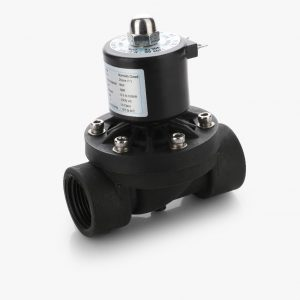 20 NB (3/4″) Normally Closed Solenoid Valve – TORQUE (CE Certified)