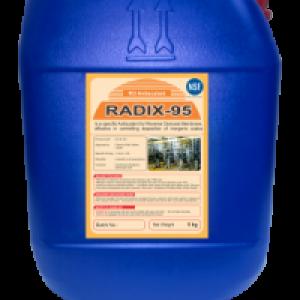 HIGH SILICA INHIBITION RO ANTISCALANT (Radix 95) – NSF Certified