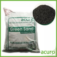 iron real manganese green sand