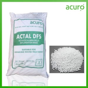 Fluoride Removal Media – ACTAL-DF (25 KG) – Acuro