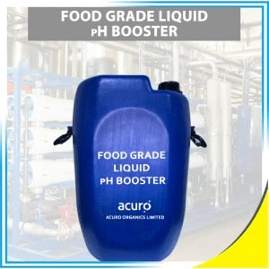 pH BOOSTER FOR RO (Radix p25) – Food Grade- Acuro